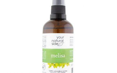 Your Natural Side Woda z Melisy Lekarskiej 100 ml