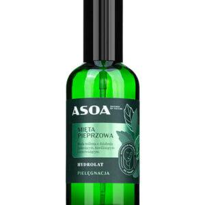 Asoa Hydrolat mięta pieprzowa Kosmetyki naturalne i organiczne w UK Dunia Organic.