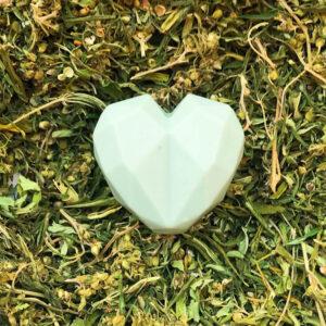 Herbs&Hydro Odżywka do włosów w kostce Konopie. Naturalne kosmetyki do włosów Dunia ORganic