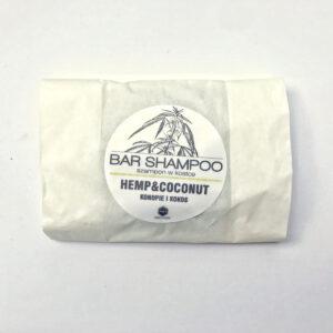 Herbs&Hydro Szampon do włosów w kostce Kokos refill 2. Naturalne kosmetyki do włosów Dunia ORganic