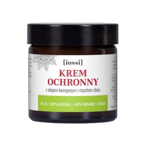 Iossi Krem do twarzy i ciała 60ml Naturalne kosmetyki UK Dunia Organic