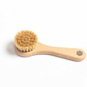 Nested Szczotka do masażu twarzy. Naturalne szczotki UK Dunia Organic