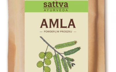 Sattva Ayurveda Amla 100g