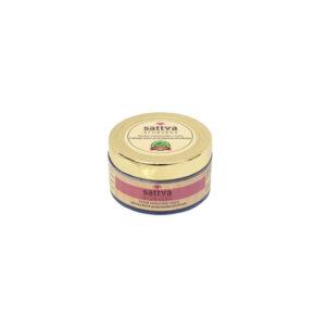 Sattva Ayurveda Krem do twarzy przeciwzmarszczkowy. Naturalne kosmetyki Sattva UK Dunia Organic