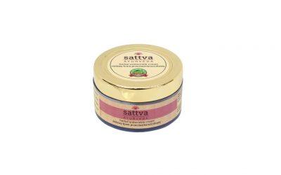 Sattva Ayurveda Ziołowy krem przeciwzmarszczkowy 50g