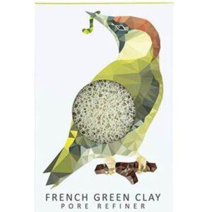 The Konjac Company Gabka konjac dzieciol glinka zielona. Kosmetyki naturalne w UK Dunia Organic