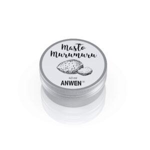 Anwen Masło Murumuru. Kosmetyki naturalne do wlosow UK Dunia Organic