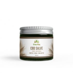 Hemp King Maść konopna. Kosmetyki naturalne UK Dunia Organic.