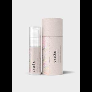 Resibo Rozświetlający krem do twarzy . Kosmetyki naturalne UK Dunia Organic