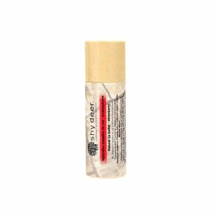 Shy Deer Naturalne masełko do ust truskawkowe 12ml Kosmetyki naturalne uk