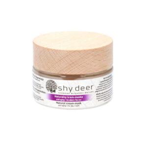 Shy Deer Naturalny krem-maska anty aging 50ml Kosmetyki naturalne uk