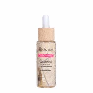 Shy Deer serum dla skóry odwodnionej, wrażliwej i naczynkowej 30ml. Kosmetyki naturalne uk