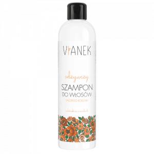 Vianek Szampon odżywczy do włosów. Kosmetyki naturalne w UK.