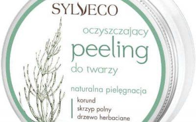 Sylveco Oczyszczający peeling do twarzy 75ml