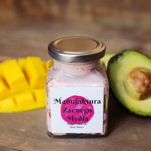 Manufaktura Zacnego Mydła Masło Mango&Awokado. Dunia UK