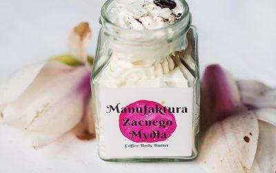 Manufaktura Zacnego Mydła Kawowe Masło do ciała 200 ml