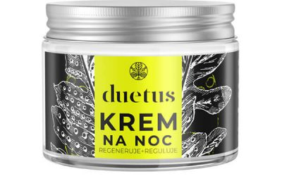Duetus Krem do twarzy na noc 50 ml