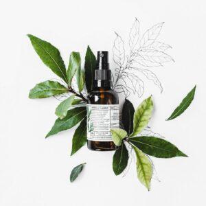 Ministerstwo Dobrego Mydła Hydrolat laur. Kosmetyki naturalne UK Dunia Organic