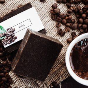 Ministerstwo Dobrego Mydła Mydło kawa. Kosmetyki naturalne UK Dunia Organic
