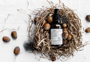 Ministerstwo Dobrego Mydła Olej orzechowy Kosmetyki naturalne UK Dunia Organic
