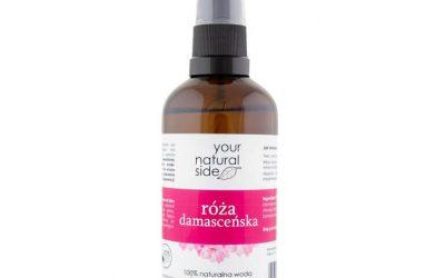 Your Natural Side Woda z Róży Damasceńskiej 100 ml
