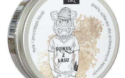 LaQ Peeling myjący – męski Dzik 200 ml