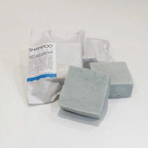 Mydlo szampon w kostce