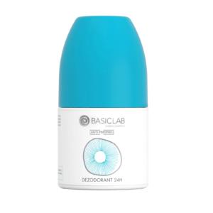 BasicLab Dezodorant w kulce 24h. Kosmetyki naturalne UK Dunia Organic.