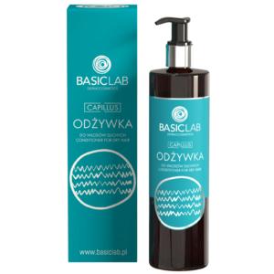 BasicLab Odżywka do włosów suchych. Kosmetyki naturalne UK Dunia Organic.