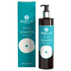 BasicLab Szampon dla całej rodziny. Kosmetyki naturalne UK Dunia Organic.