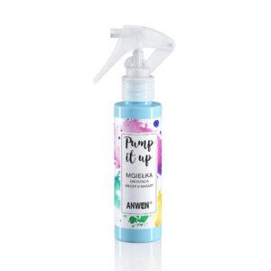 Anwen mgiełka unosząca włosy u nasady. Kosmetyki do włosów Dunia Organic.