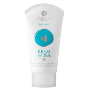 BasicLab Krem na zimę . Kosmetyki naturalne UK Dunia Organic.