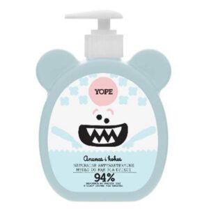 Yope Antybakteryjne mydło do rąk dla dzieci Ananas i Kokos. Dunia Organic