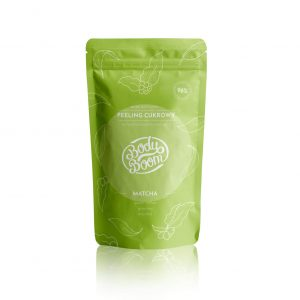 Peeling Cukrowy Matcha Antycellulitowy 100g