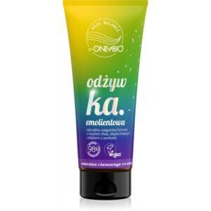 OnlyBio Hair Balance Odżywka emolientowa. Kosmetyki naturalne w UK Dunia Organic