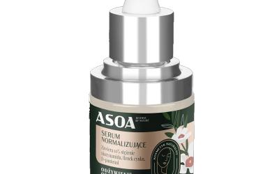 Asoa Serum do twarzy Normalizujące 30ml