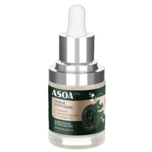 Asoa Serum do twarzy Peptydowe. Kosmetyki naturalne UK