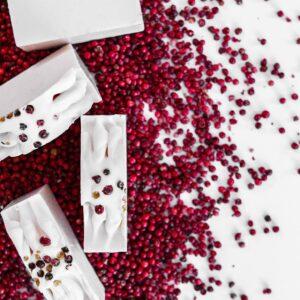 Ministerstwo Dobrego Mydła Mydło Czerwony Pieprz . Kosmetyki naturalne UK Dunia Organic