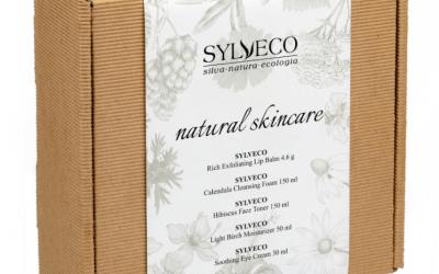 Sylveco Zestaw prezentowy Natural Skincare 5 produktów