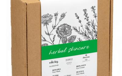 Sylveco Zestaw prezentowy Herbal Skincare 6 produków