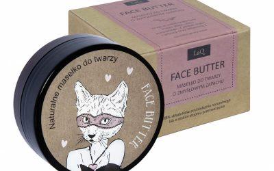 LaQ Masełko do twarzy o zapachu zmysłowych perfum 50ml