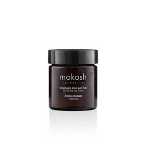 Mokosh Korygujący krem pod oczy Zielona herbata 60ml Naturalne kosmetyki w UK