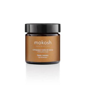 Mokosh Liftingująca maska do twarzy Owies i bambus 60ml Naturalne kosmetyki w UK (1)
