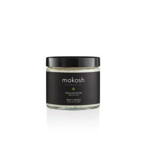 Mokosh Peeling do ciała Melon z ogórkiem 300g. Naturalne kosmetyki Dunia
