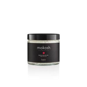 Mokosh Peeling solny do ciała Żurawina 300g . Naturalne kosmetyki w UK.