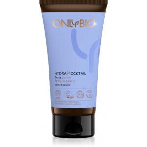 OnlyBio Hydra Mocktail Gęsta pianka do mycia twarzy TUBA 150 ml Kosmetyki naturalne w UK Dunia Organic