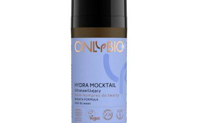 OnlyBio Hydra Mocktail Krem kompres ultranawilżający 50 ml