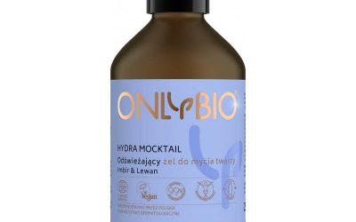 OnlyBio Hydra Mocktail Odświeżający żel do mycia twarzy 250 ml