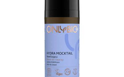 OnlyBio Hydra Mocktail nawilżający krem do twarzy lekka formuła 50 ml