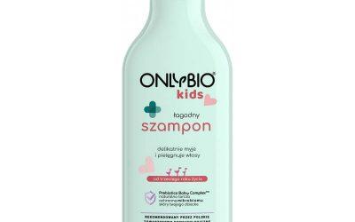 OnlyBio Naturalny szampon od trzeciego roku życia 300 ml